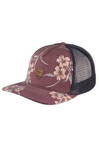 Kooringal Mens Trucker Cap Coastal Burgundy - Global Free Style