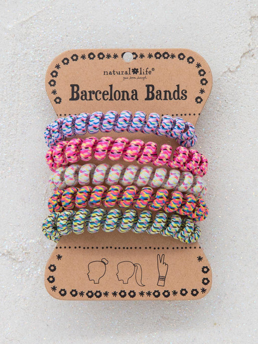 Natural Life Barcelona Bands Paracord Multi - Global Free Style