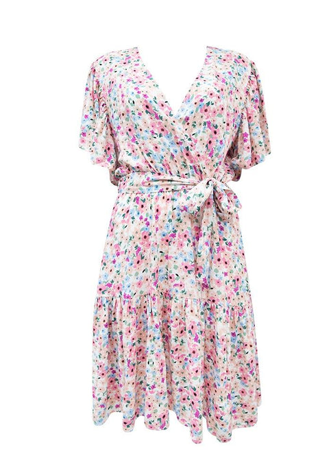 Label of Love Gemma Dress Floral - Global Free Style