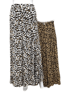 Sunny Girl Mariah X Leopard Pant Multiple Colours - Global Free Style