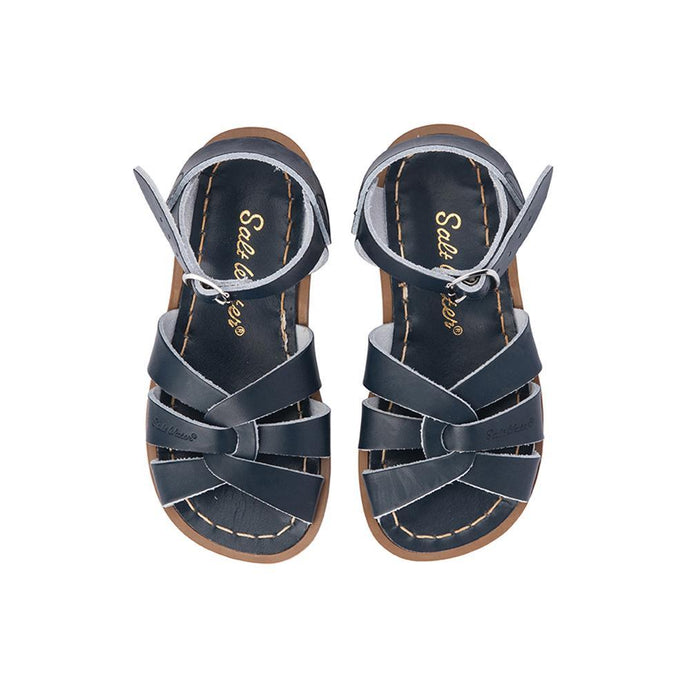 Salt Water Original Shoes Navy Youth - Global Free Style