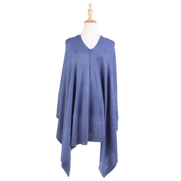 Ameise Poncho Starlight Blue - Global Free Style