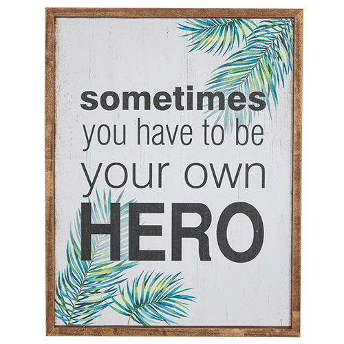 DWBH Hero Wall Sign - Global Free Style
