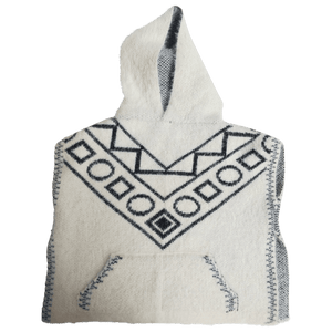 Urban Aztec Kids Poncho - Global Free Style