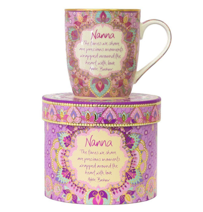 Intrinsic Nanna Mug - Global Free Style