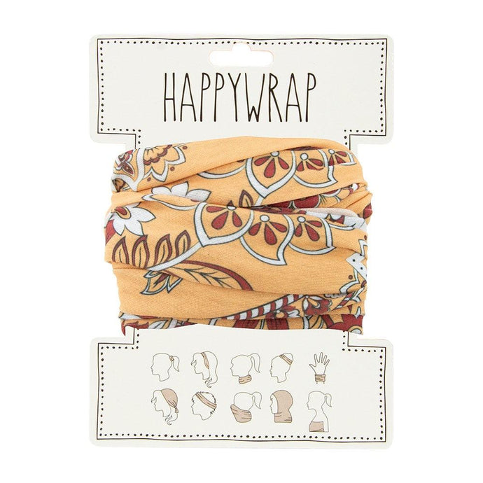 Annabel Trends Happy Wrap Paisley - Global Free Style