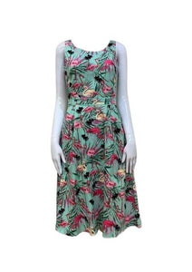 Sunny Girl Mandy Flamingo Dress - Global Free Style