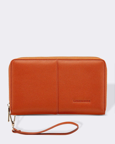 Louenhide Adele Tan Wallet - Global Free Style