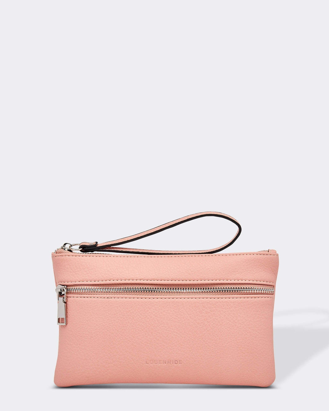 Louenhide Swiss Pale Pink Clutch - Global Free Style