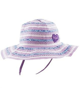 Millymook Girls Floppy Hat Sweetheart Lilac Purple - Global Free Style