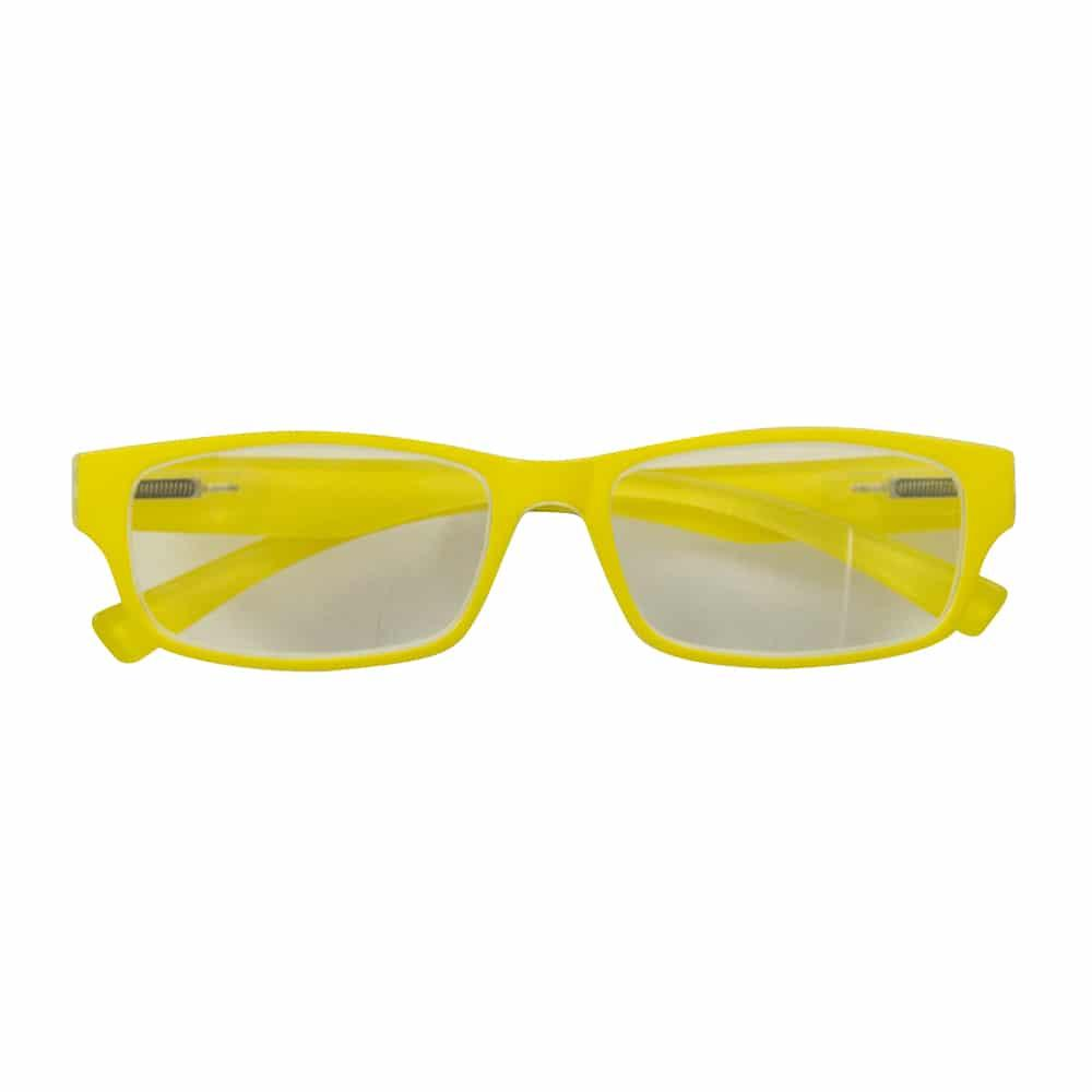 Annabel Trends iSee Reading Glasses Capri Yellow - Global Free Style