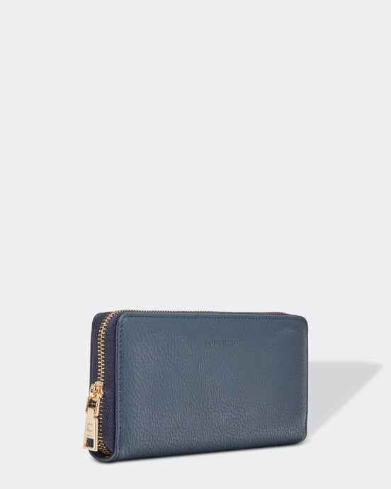 Louenhide Jessica Wallet Navy - Global Free Style
