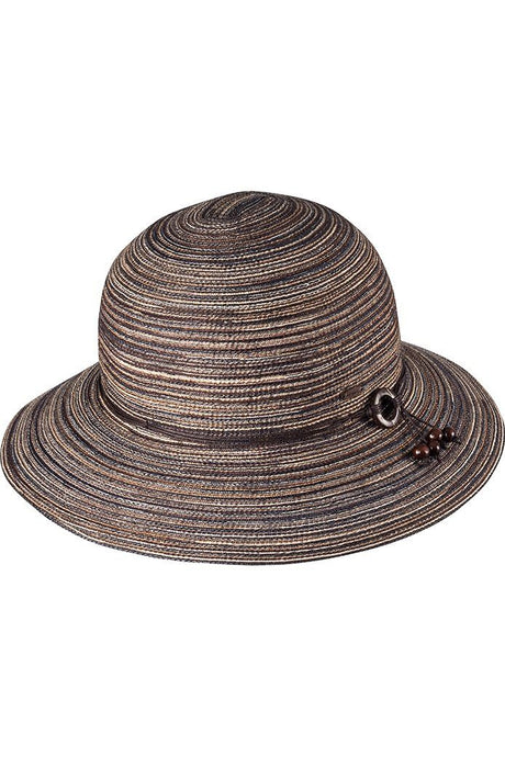 Kooringal Ladies Short Brim Hat Sophia Chocolate - Global Free Style
