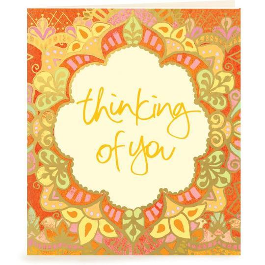 Intrinsic Thinking of You Gift Tag - Global Free Style