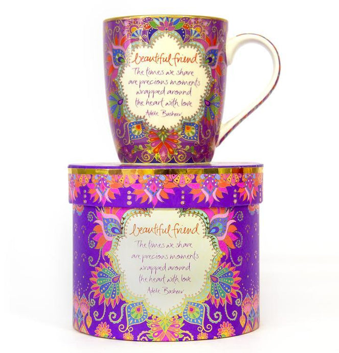 Intrinsic Beautiful Friend Mug - Global Free Style