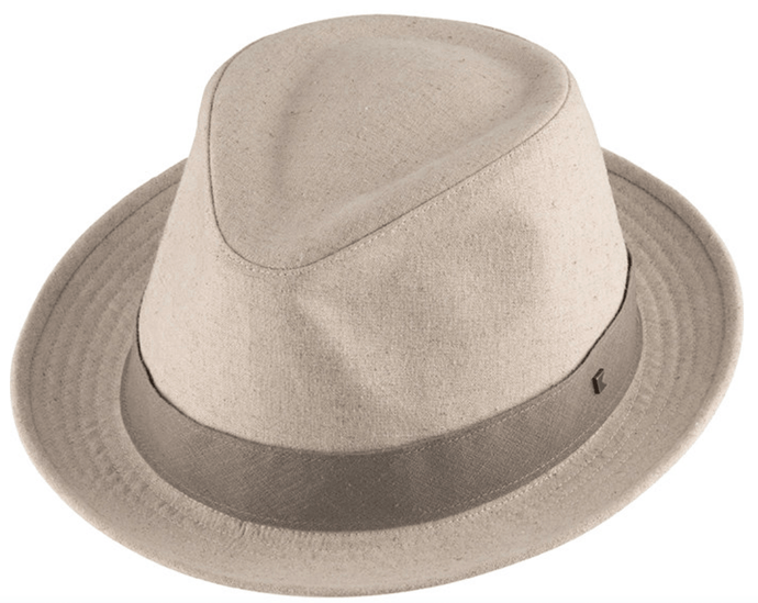 Kooringal Mens Fedora Hat 5th Avenue Natural - Global Free Style