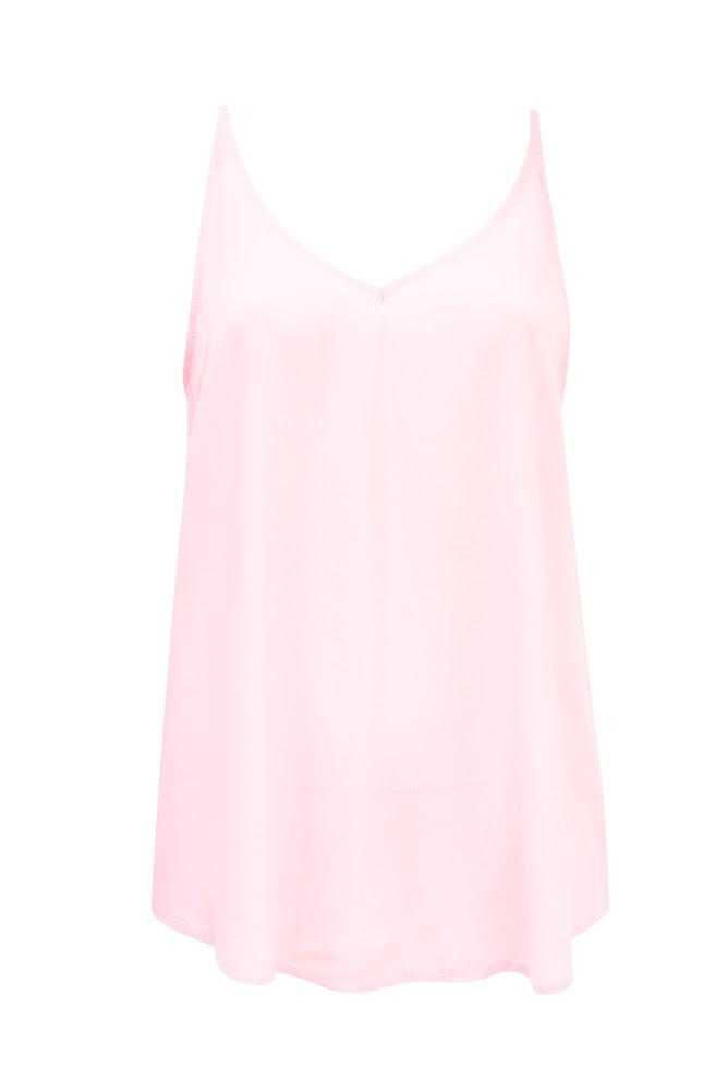 Sunny Girl Graceful Sleeveless Top - Global Free Style