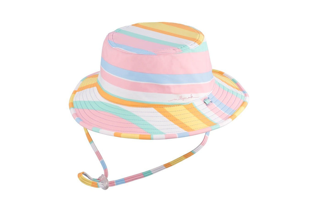 Millymook Girls Bucket Hat Tippy Multi - Global Free Style