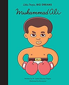 Muhammad Ali: Little People, Big Dreams - Global Free Style