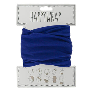 Annabel Trends Happy Wrap Navy Blue - Global Free Style