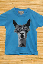 Skumi Boys T Shirt Lama Blue - Global Free Style