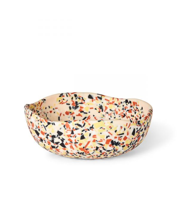 KEEPRESIN Medium Bowl - Tort Terrazzo