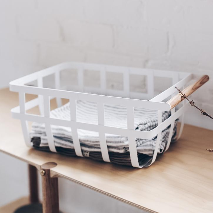 Storage Basket - Single Handle