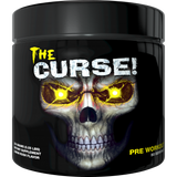 Cobra Labs The Curse Preworkout Orange Mango 50 servings