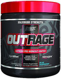Nutrex Outrage Blue Raspberry