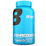 Beast 2 Shredded Thermogenic Fat Burner 120 Caps