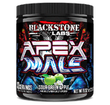 Blackstone Labs Apex Male Testosterone Booster 30 Serves Green Apple Flavour