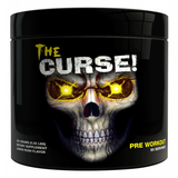 Cobra Labs The Curse Preworkout Lemon Rush 50 servings