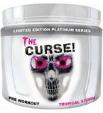 Cobra Labs The Curse Preworkout Tropical Storm 50 servings