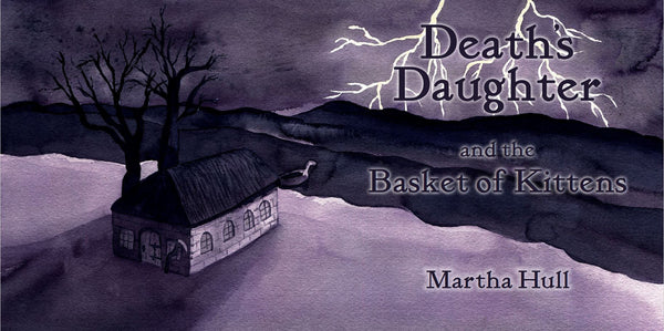 Death's Daughter and the Basket of Kittens Book