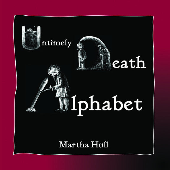 Untimely Death Alphabet Front Cover
