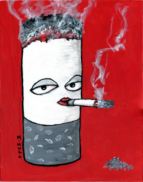Cigarette Art - Smoke 'em If You Got 'Em