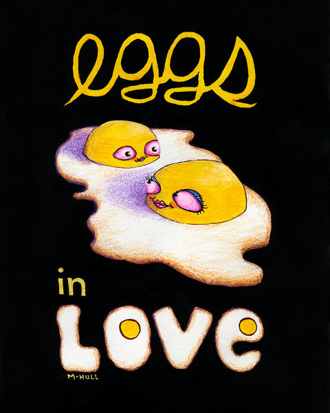 Eggs in Love