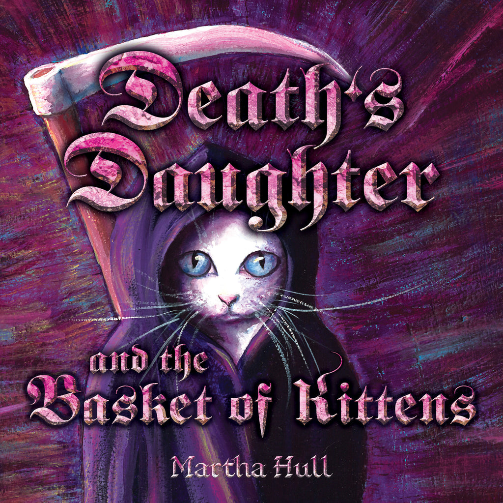 Death's Daughter and the Basket of Kittens Front Cover