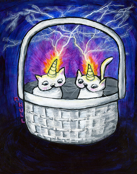 Kittencorns Art
