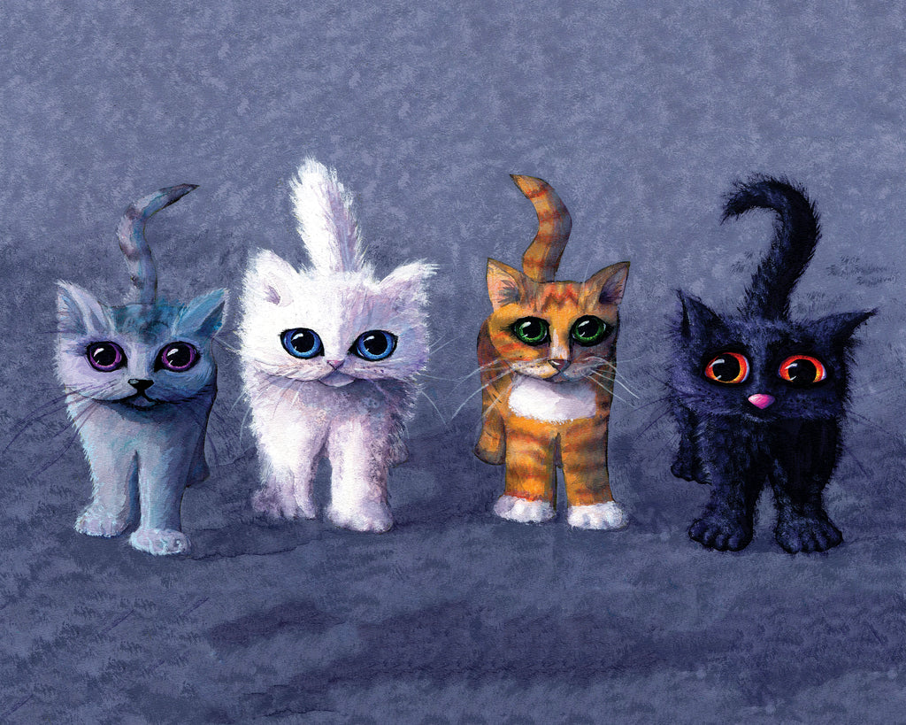 Kittens of the Apocalypse Art