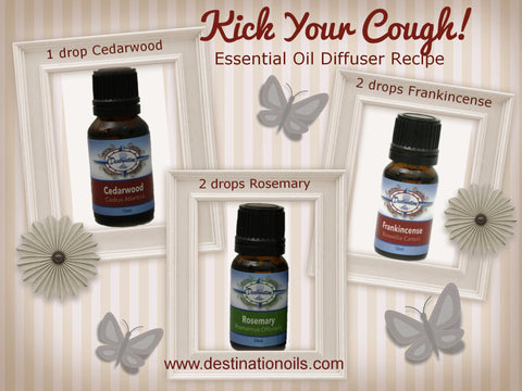 Essential Oils for cough cold