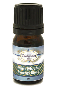 Mint Mocha - Designer Synergy Essential Oil Blend - 5ml-Essential Oil Blend-Destination Oils