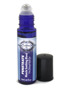 Penetrate Muscle Soothing Blend Essential Oil Roll-On-Essential Oil Roll-On-Destination Oils