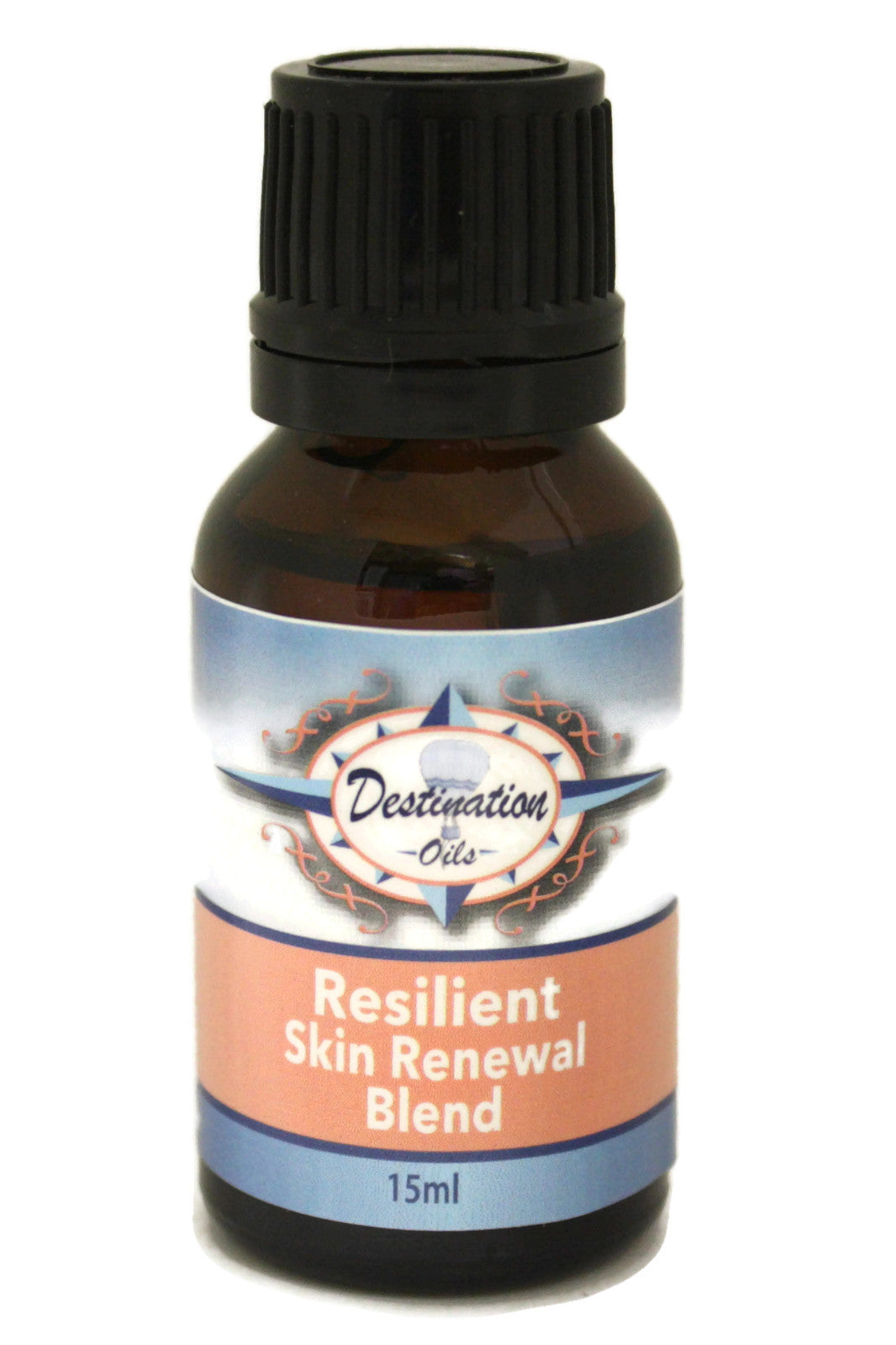 Resilient - Skin Renewal Essential Oil Blend - 15ml-Essential Oil Blend-Destination Oils