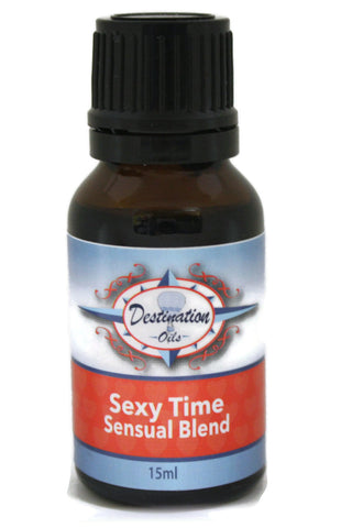 Sexy Time - Sensual Essential Oil Blend - 15ml-Essential Oil Blend-Destination Oils
