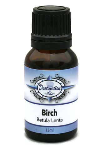 Birch Essential Oil ~ 15ml ~ Pure-Single Essential Oils-Destination Oils