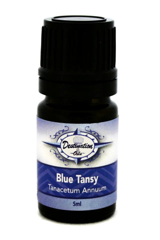 Blue Tansy Essential Oil ~ 5ml ~ 50/50-Single Essential Oils-Destination Oils