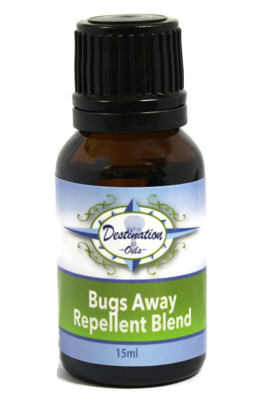 Bugs Away- Insect Repellent Essential Oil Blend - 15ml-Essential Oil Blend-Destination Oils