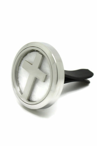 Cross Essential Oil Car Vent Diffuser Clip-On- 30mm-Car Diffuser-Destination Oils