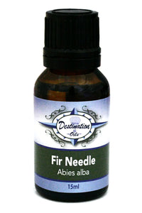 Fir Needle Essential Oil ~ 15ml ~ Pure-Single Essential Oils-Destination Oils